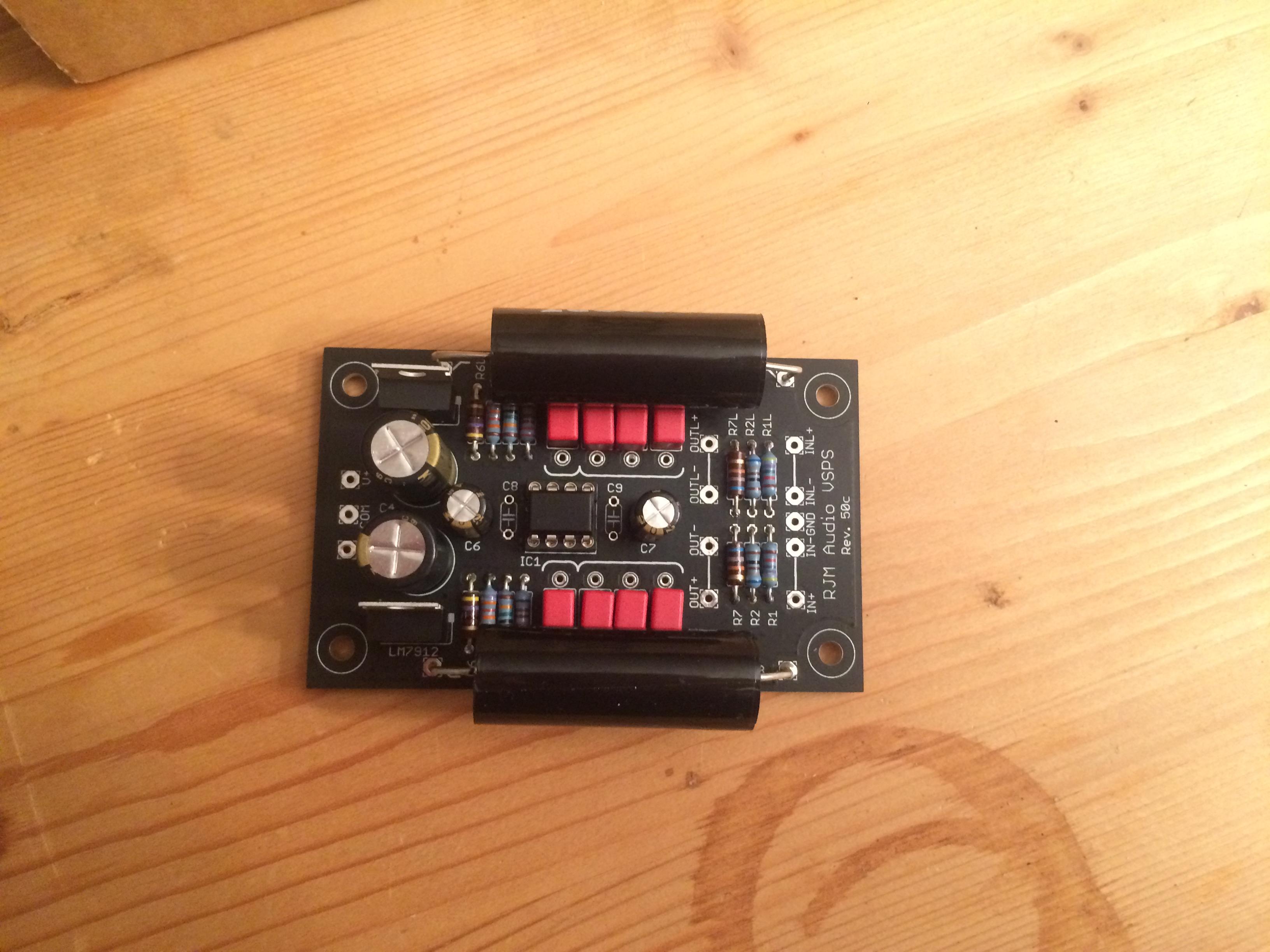 Bautagebuch: DIY-Stereoverstärker - Seite 3