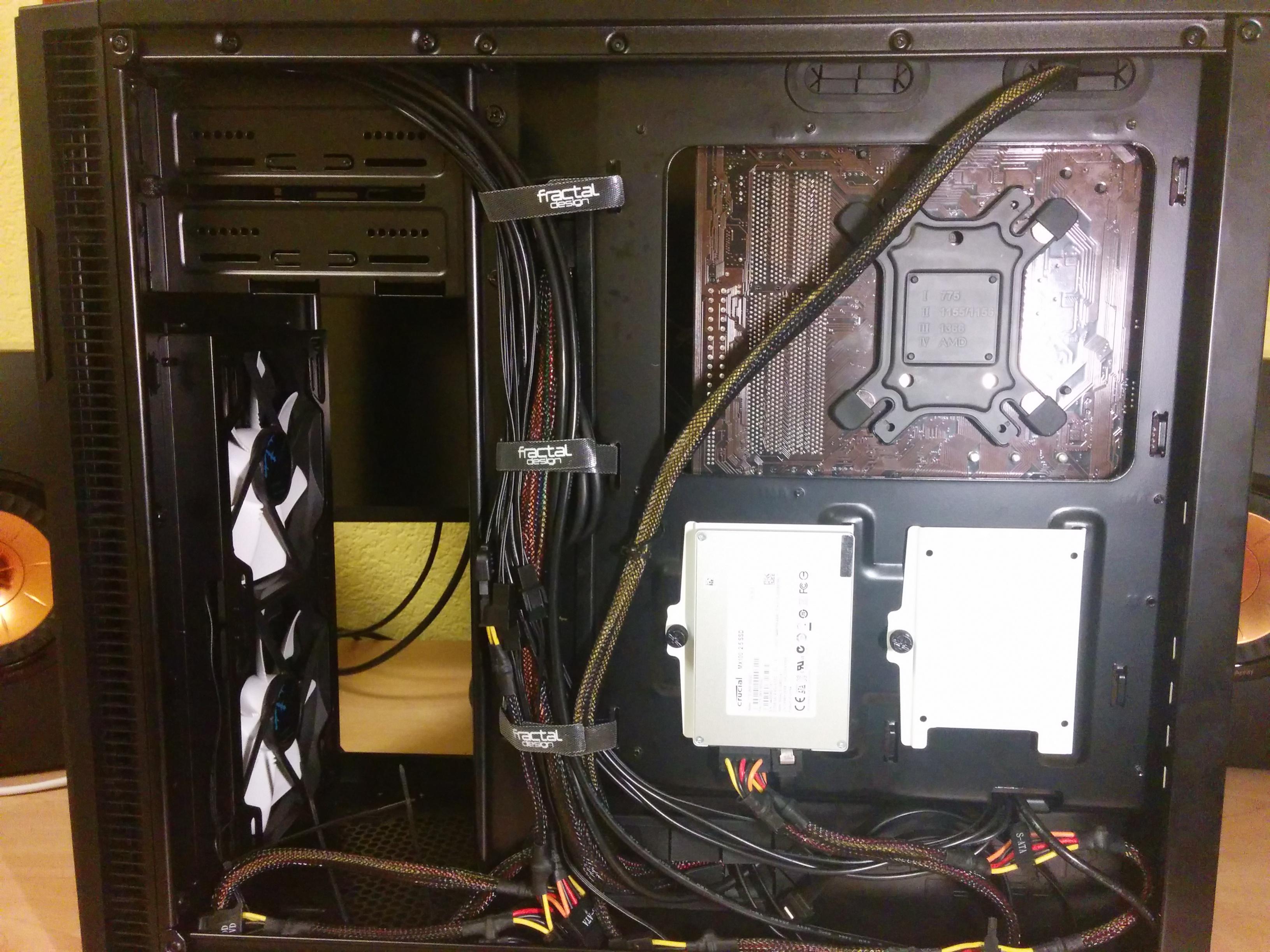 computer zusammenstellen anleitung