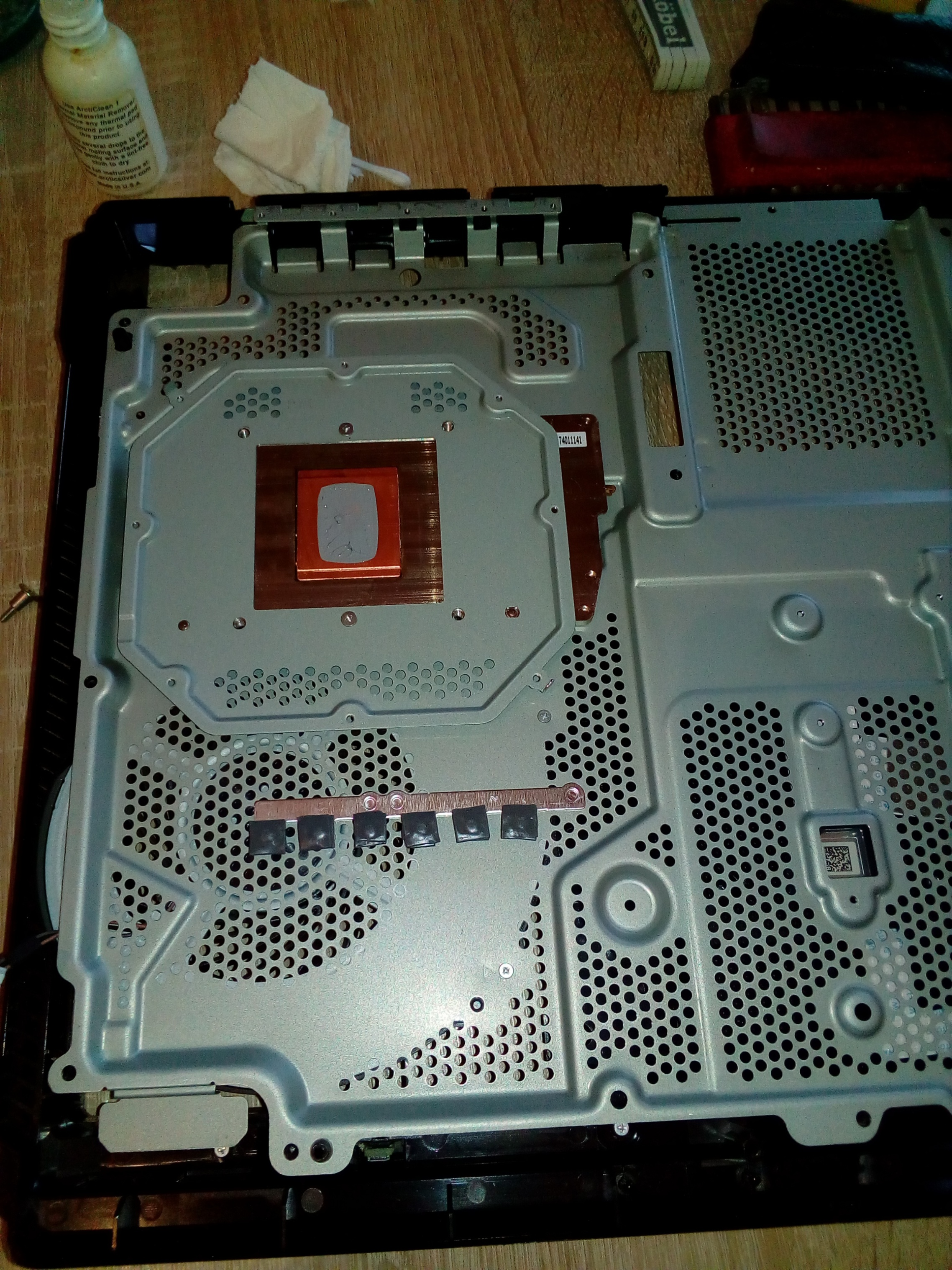 PS4 Pro Umbau für bessere Kühlung mit Zusatzlüfter - Seite 2