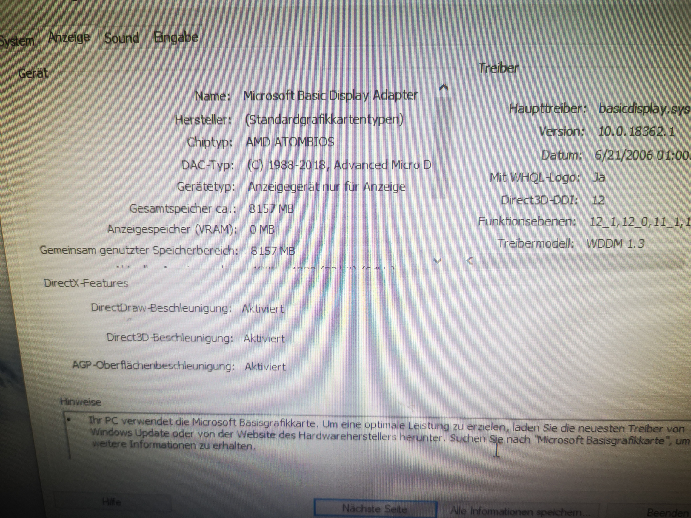 Grafikkarte Installieren Windows 10