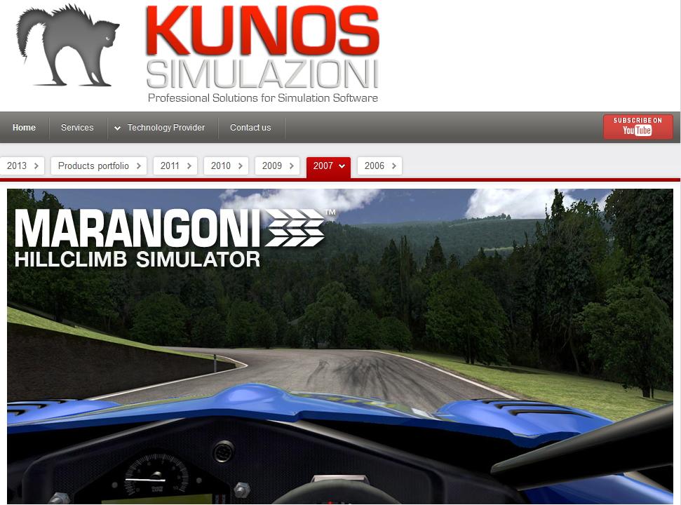 Klicken Sie auf die Grafik für eine größere Ansicht  Name:Kunos Simulazioni - Marangoni Hillclimb Simulator.jpg Hits:208 Größe:489,0 KB ID:646396