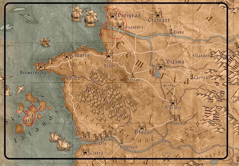 The Witcher Karte.Sammelthread The Witcher 3 Wild Hunt Seite 35