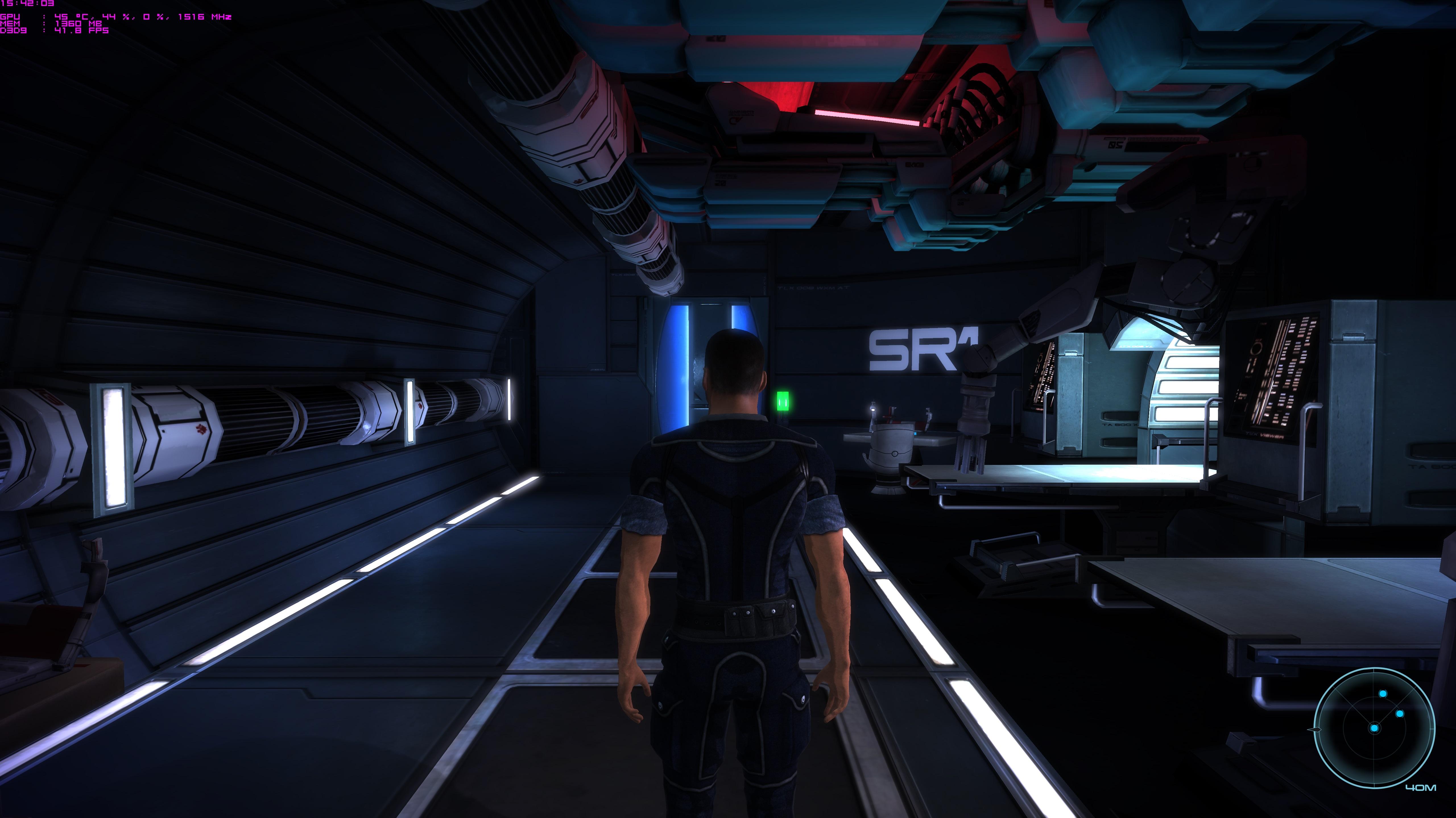 Mass Effect niedrige FPS