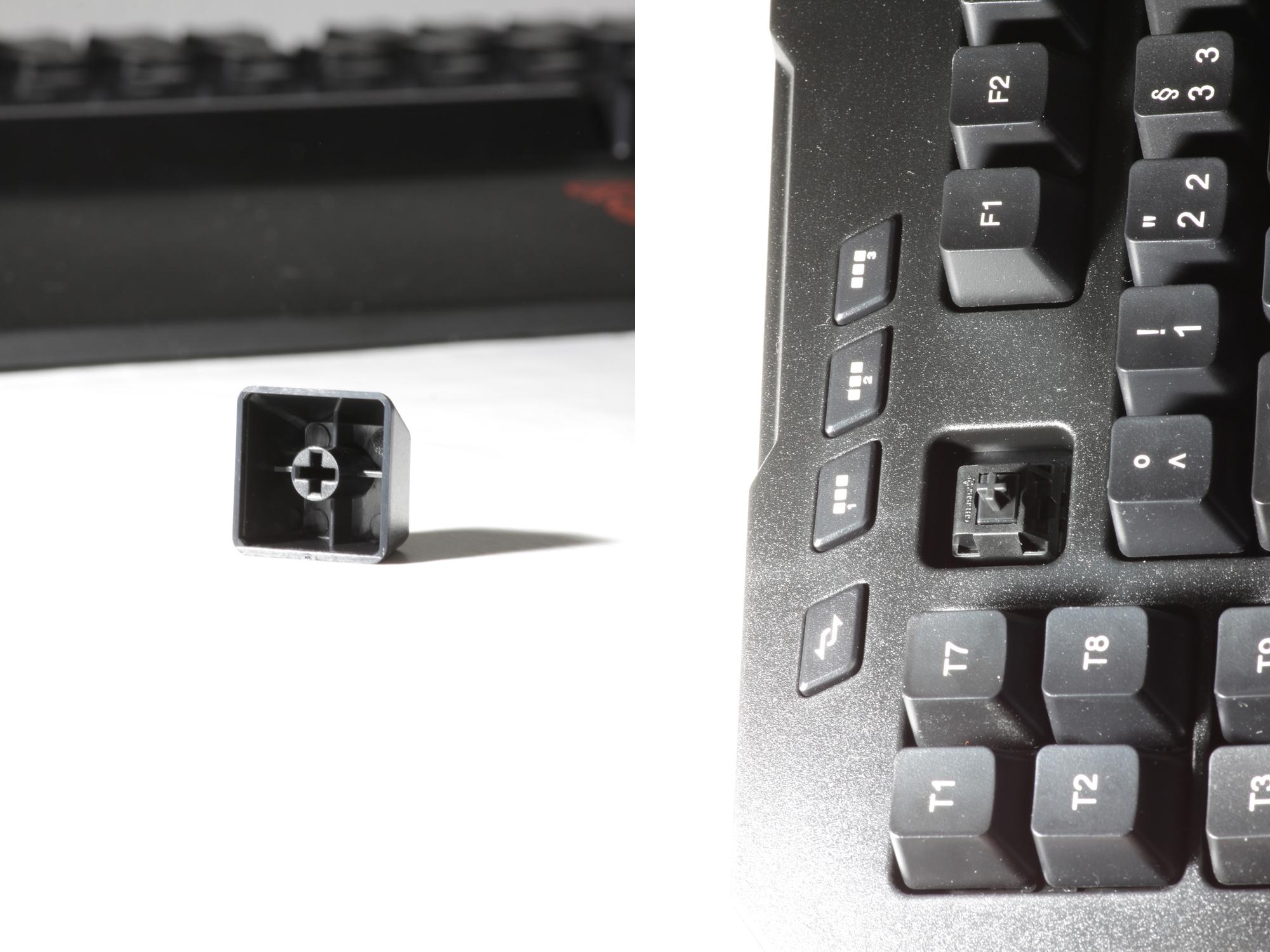 erfahrungsbericht mechanische tastatur thermaltake meka g unit. Black Bedroom Furniture Sets. Home Design Ideas