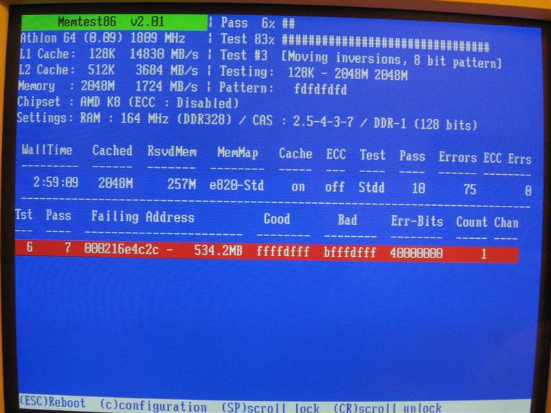 Скачать через торрент программу memtest86