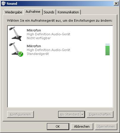 keine audiowiedergabe windows 10 klinke