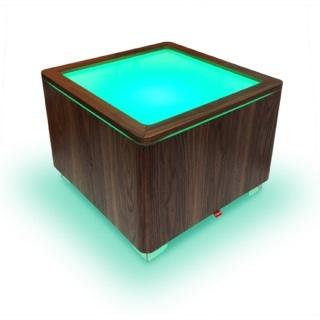 glasplatte beleuchten. Black Bedroom Furniture Sets. Home Design Ideas