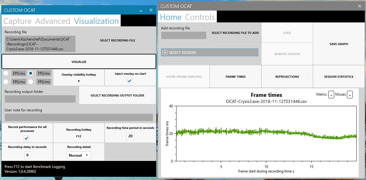Klicken Sie auf die Grafik für eine größere Ansicht  Name:OCAT 1.0.4.png Hits:14 Größe:98,0 KB ID:1019198