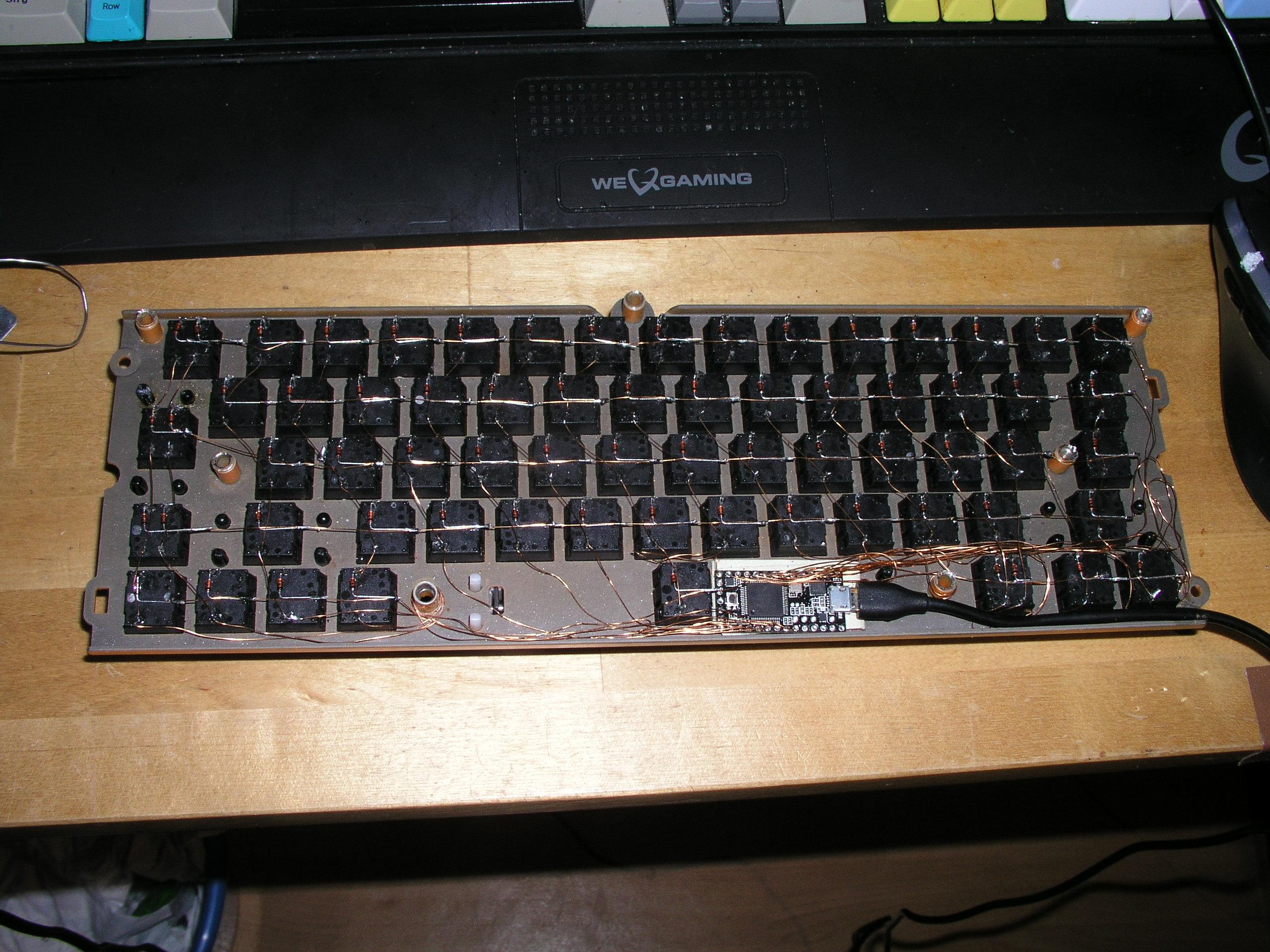 diy mechanische tastatur selber bauen seite 2. Black Bedroom Furniture Sets. Home Design Ideas