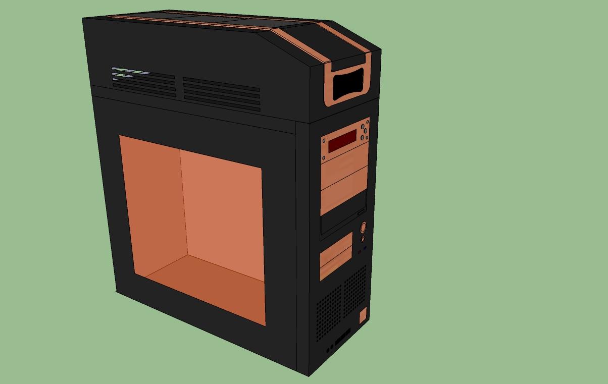 tagebuch radi aufsatz f r lianli pc a60c schwarz kupfer update fails am laufenden band. Black Bedroom Furniture Sets. Home Design Ideas