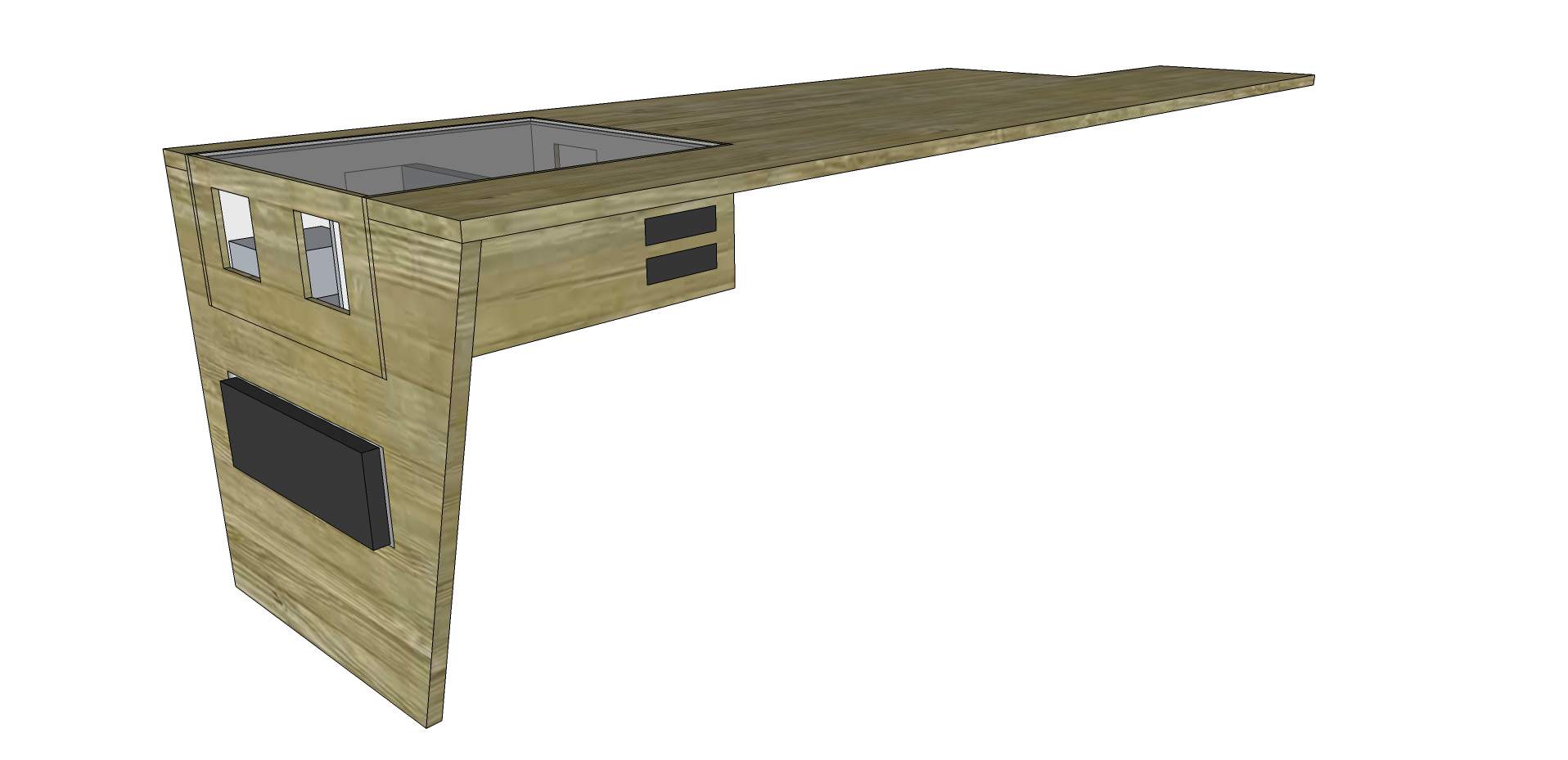 verschoben wasserk hlung f r tisch pc seite 2. Black Bedroom Furniture Sets. Home Design Ideas
