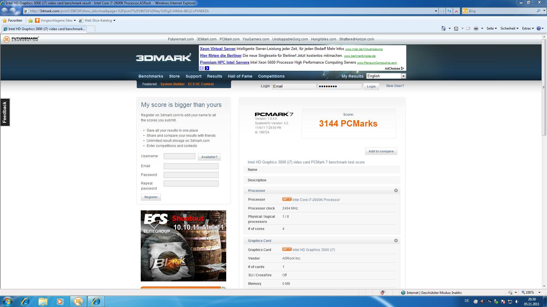 Klicken Sie auf die Grafik für eine größere Ansicht  Name:PCMark7_Non-OC.JPG Hits:1336 Größe:229,4 KB ID:492055