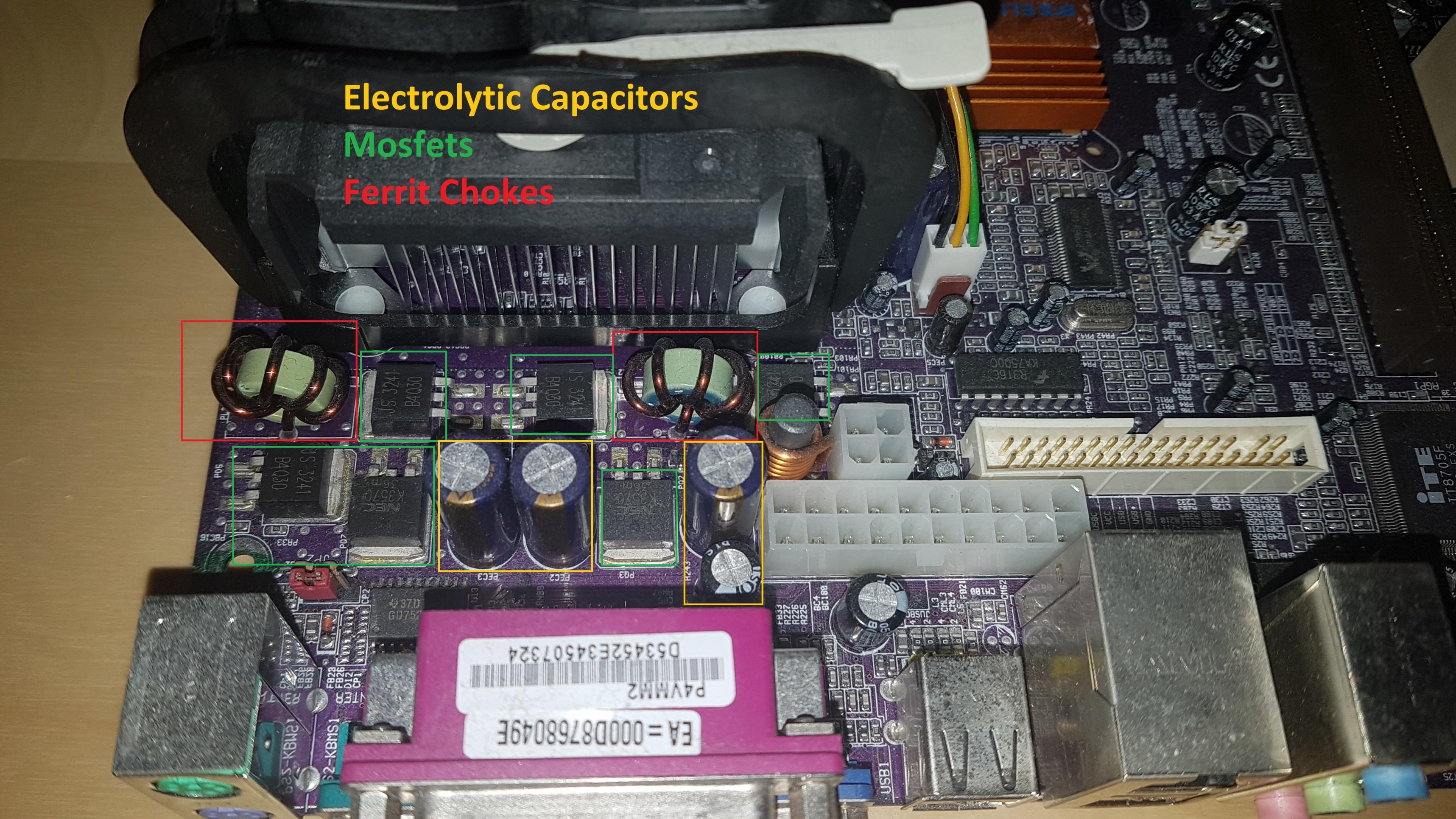 Klicken Sie auf die Grafik für eine größere Ansicht  Name:Pentium 4 Board.jpg Hits:45 Größe:2,14 MB ID:984368