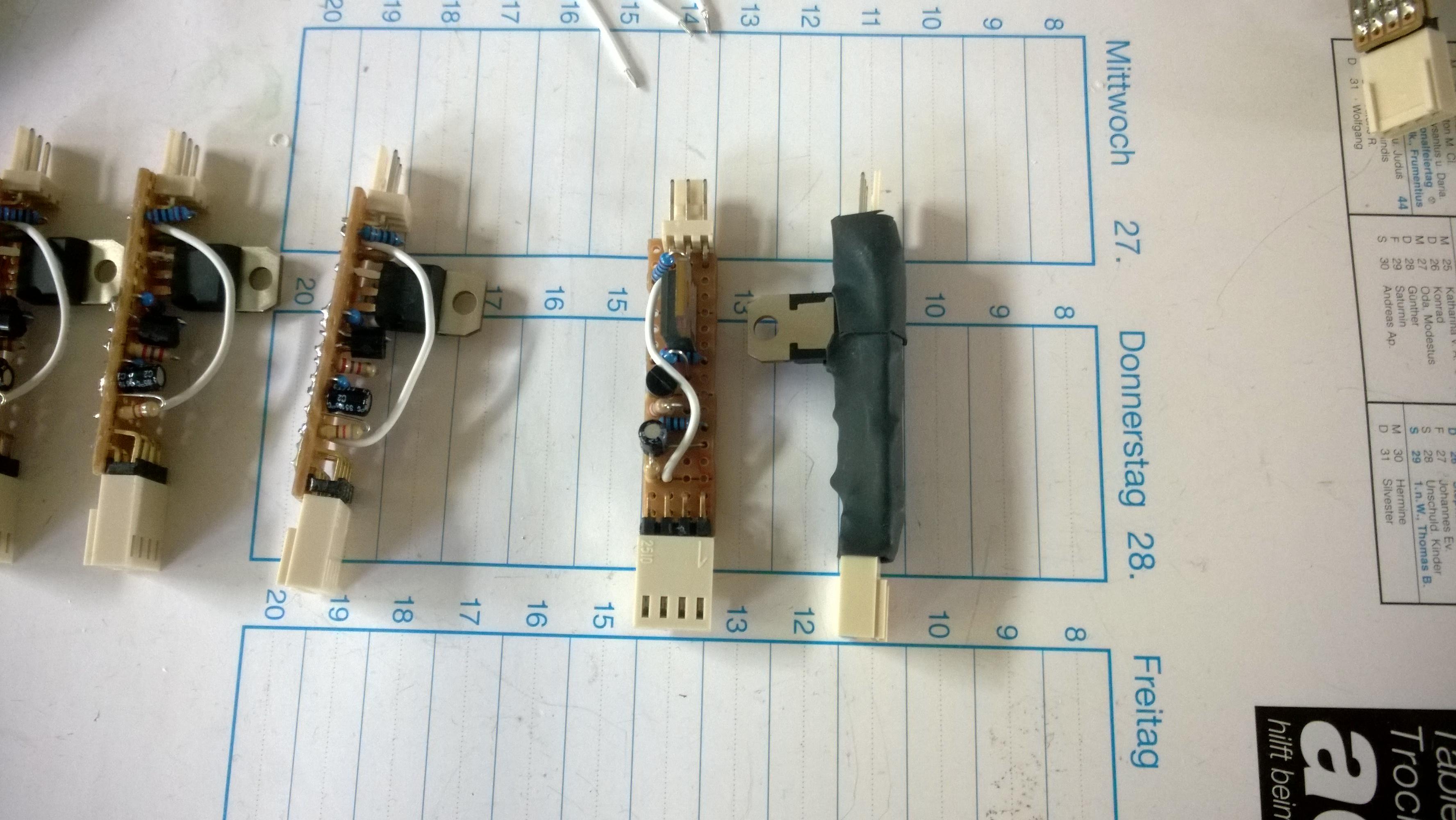 3-Pin Lüfter an 4-Pin Anschluss regeln