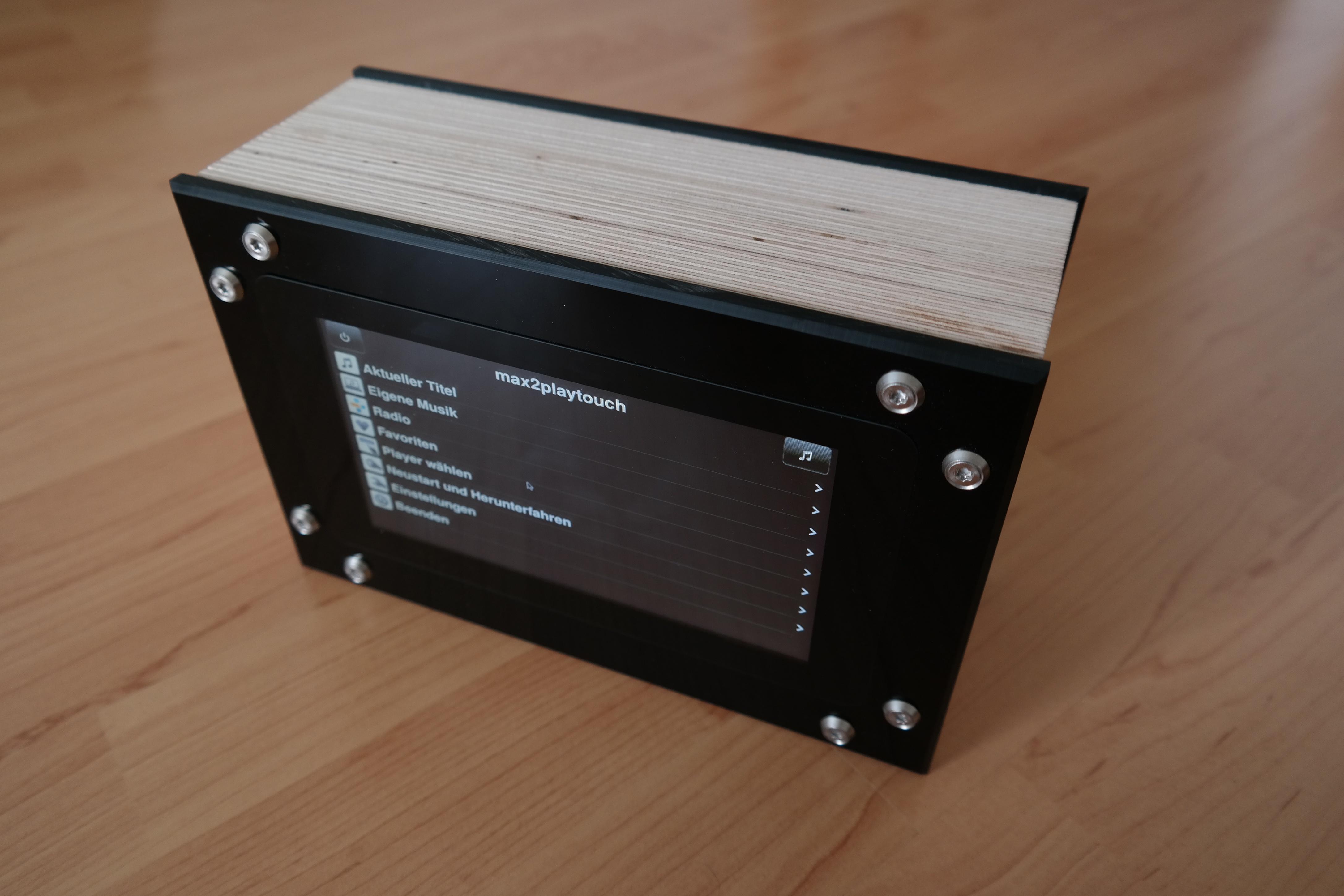 Raspberry Pi custom Case