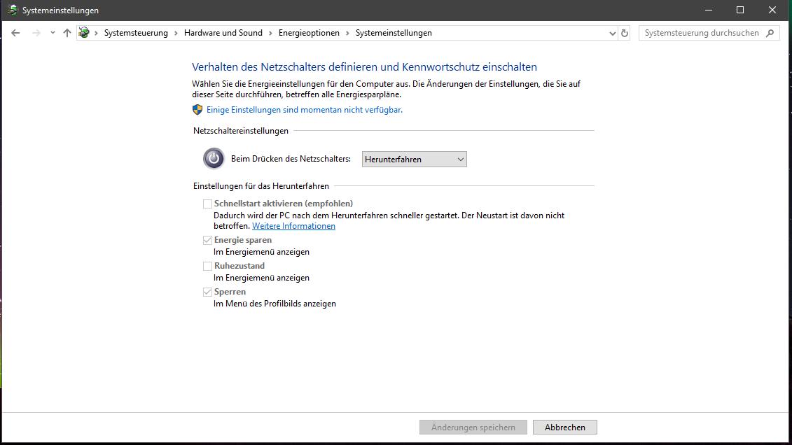 windows 7 fährt von allein runter
