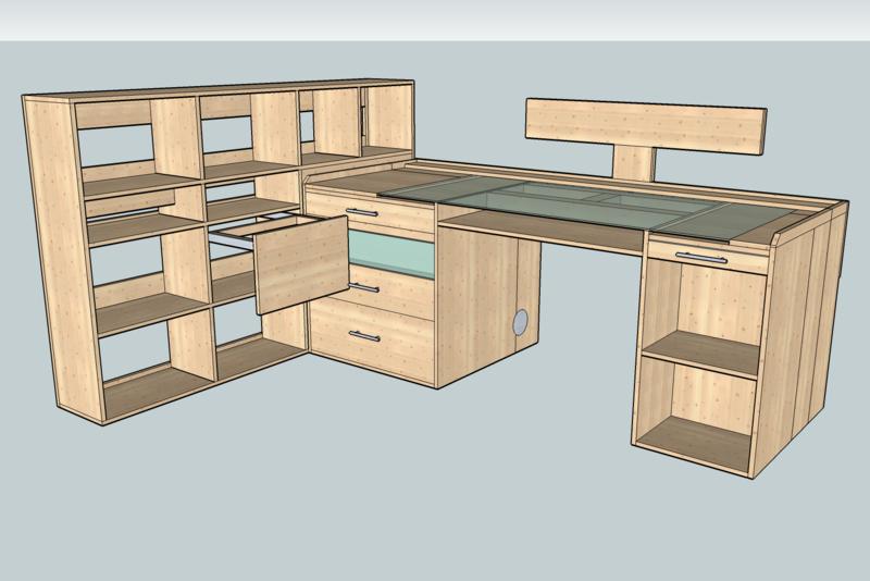 desktop deluxe das etwas ndere computergeh use update. Black Bedroom Furniture Sets. Home Design Ideas