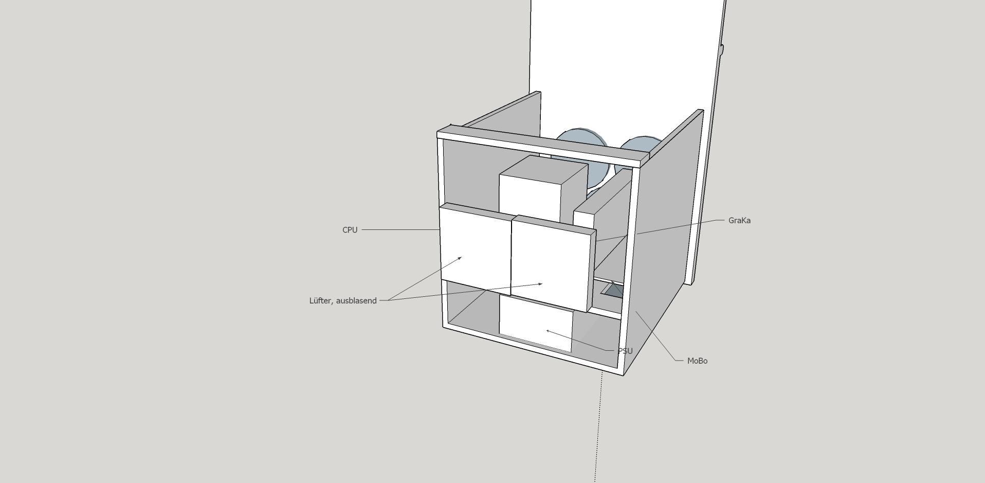 pc in schreibtischschublade einbauen anregungen und hilfe erw nscht. Black Bedroom Furniture Sets. Home Design Ideas