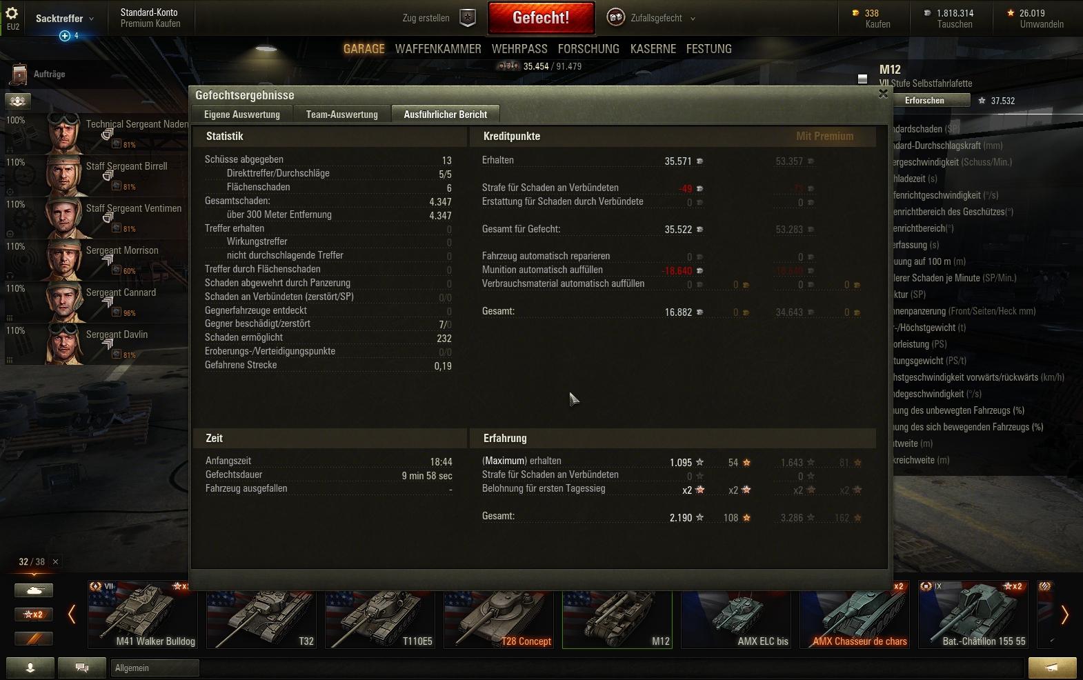 [Sammelthread] World of Tanks - Seite 4695