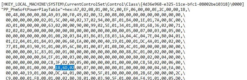 Klicken Sie auf die Grafik für eine größere Ansicht  Name:softpowerplay_vega56_gpuclockP7.JPG Hits:2688 Größe:111,9 KB ID:968039