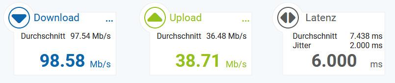 Speedtest nperf.com