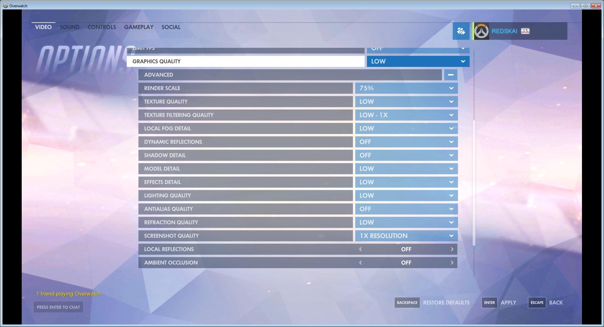 FPS-Drops bei Overwatch/generell - woran liegt es?