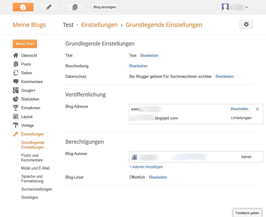 Strato Domain ändern title tag ändern über domain