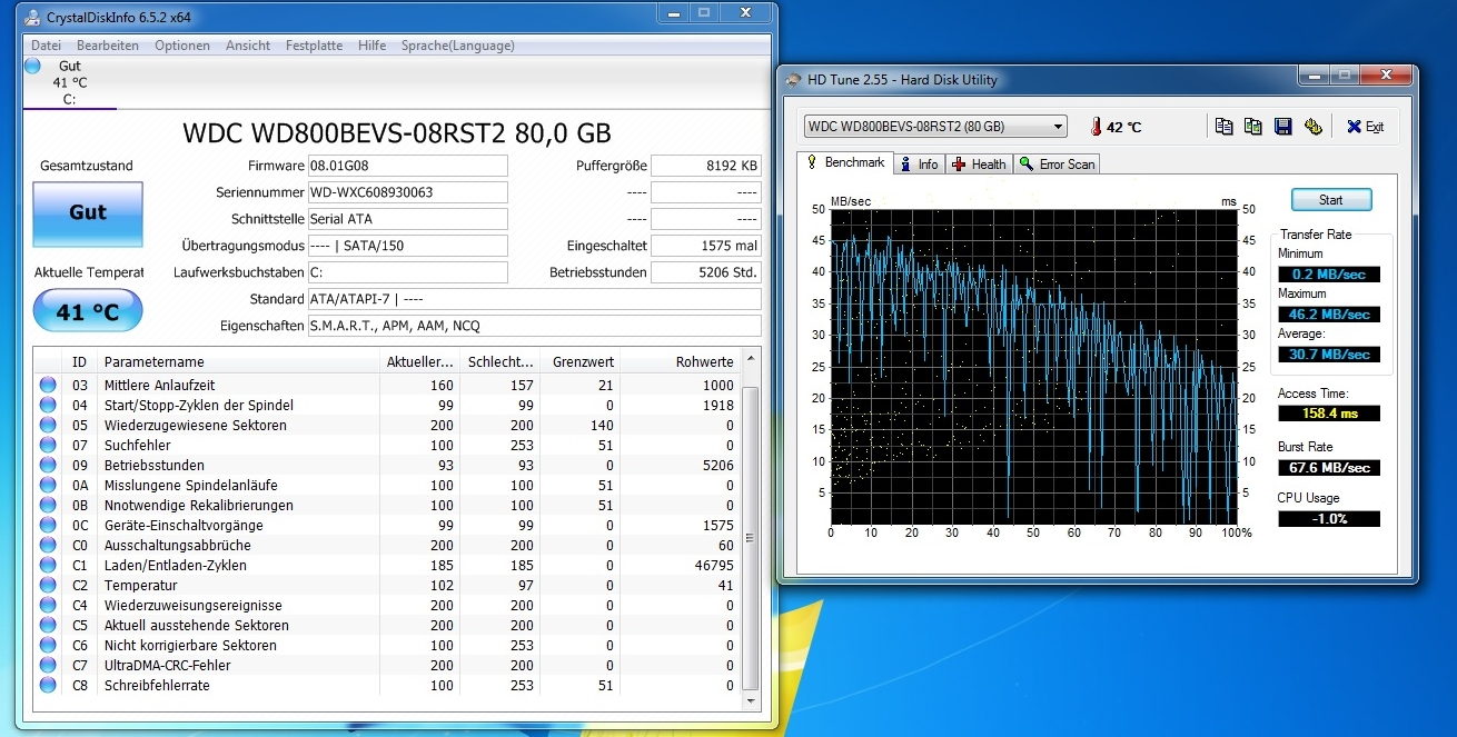laptop arbeitet langsam