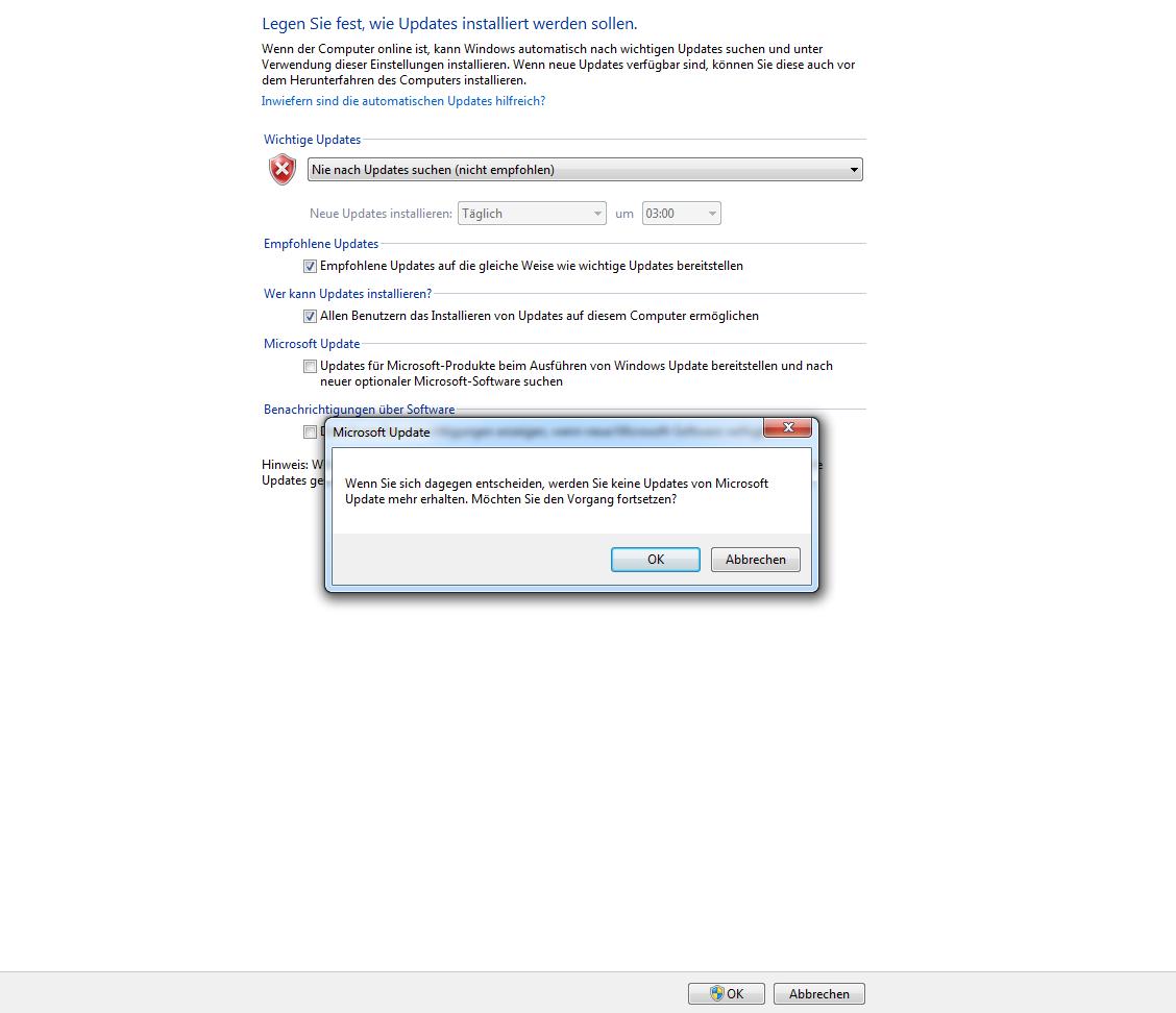 Niedlich Fortsetzen Der Windows Aktualisierung Galerie - Entry Level ...