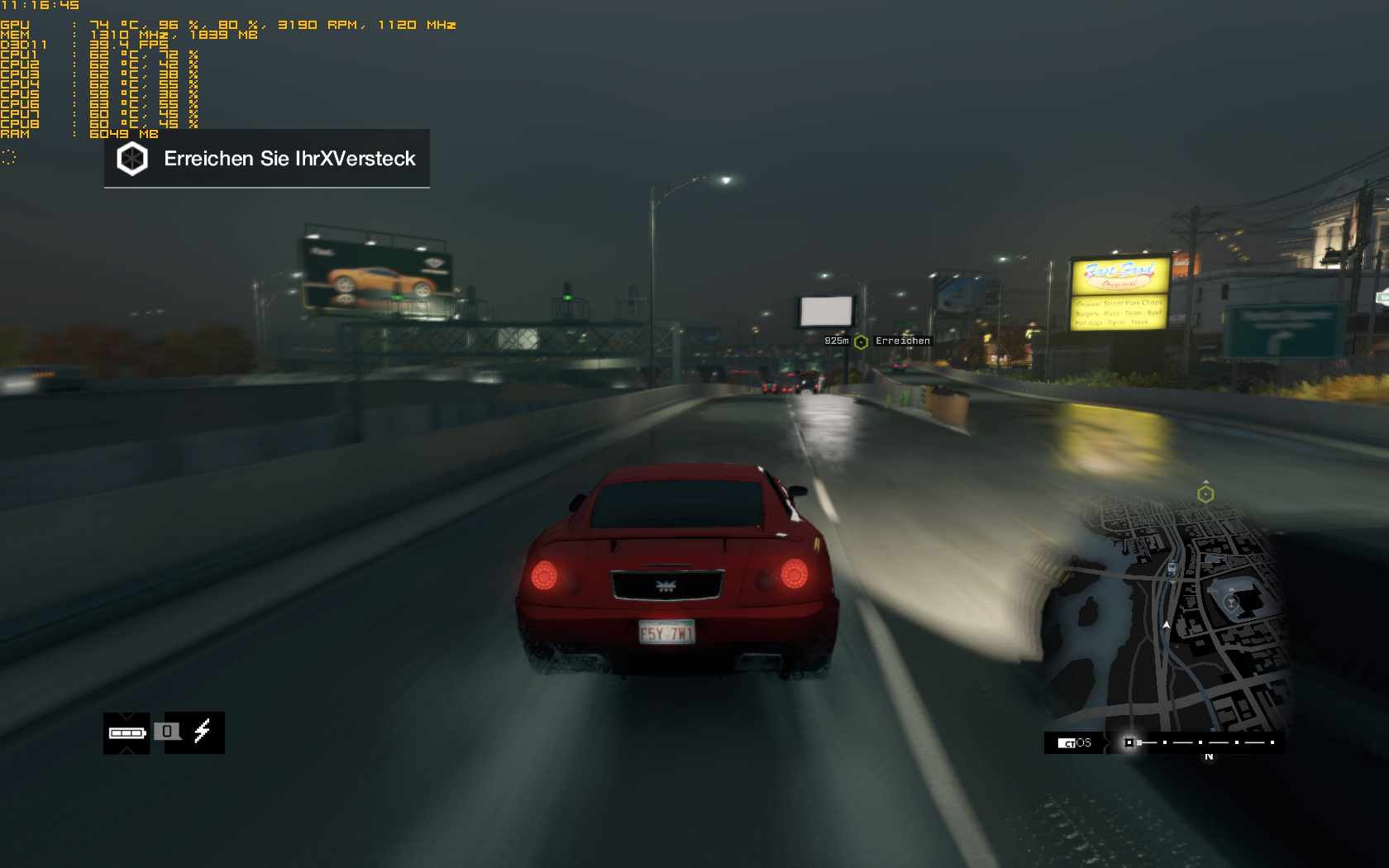 Is Watch Dogs  A Port To Pc