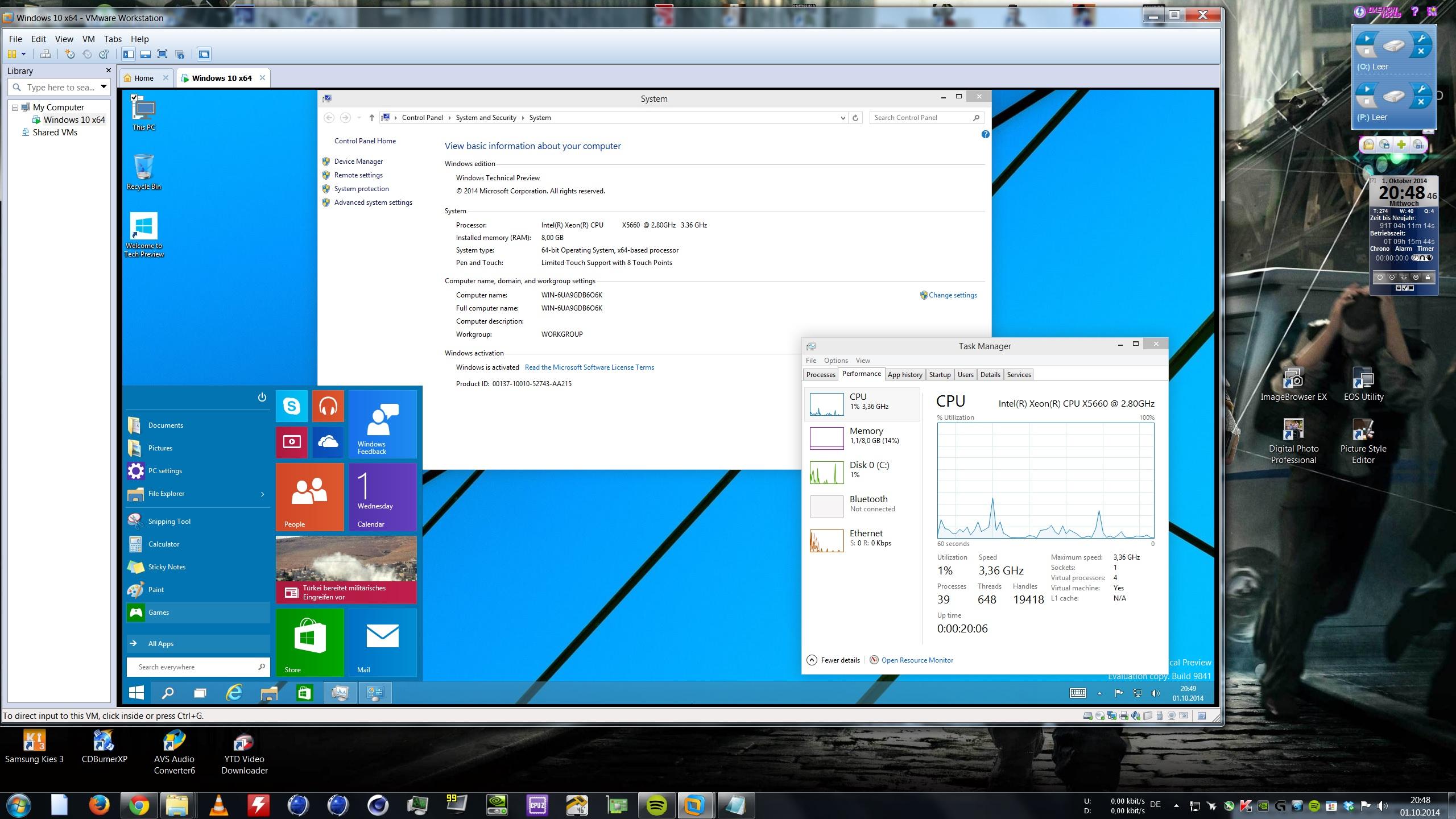 Windows 10 Technical Preview: ISO-Download und Installation - Seite 4