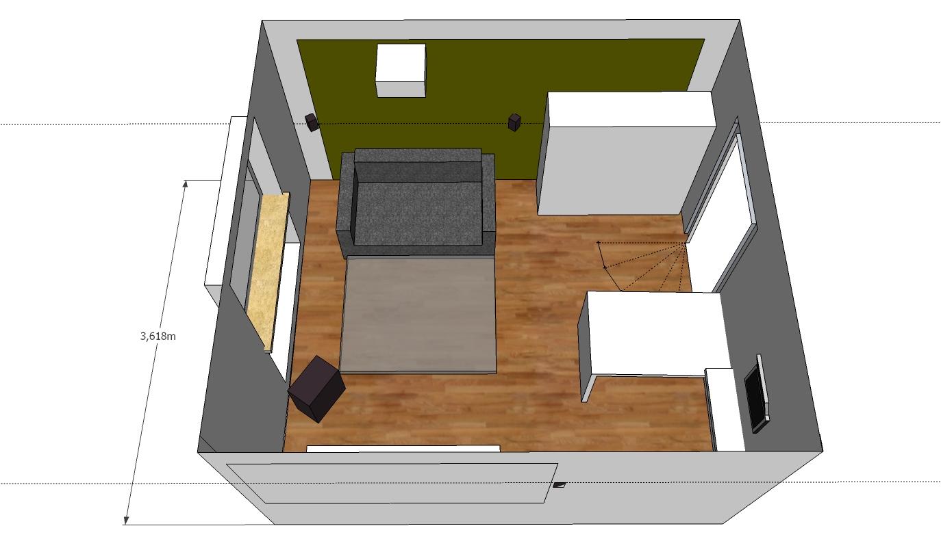 beamer oder fernseher budget 500. Black Bedroom Furniture Sets. Home Design Ideas