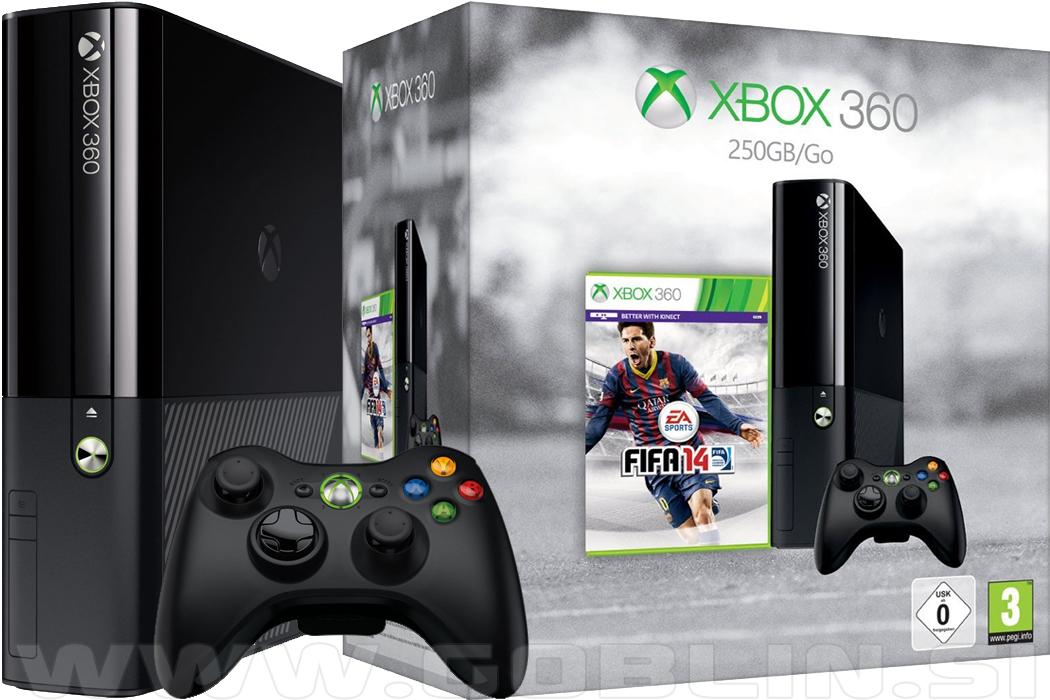 Gallery Xbox 360 Super Super Slim