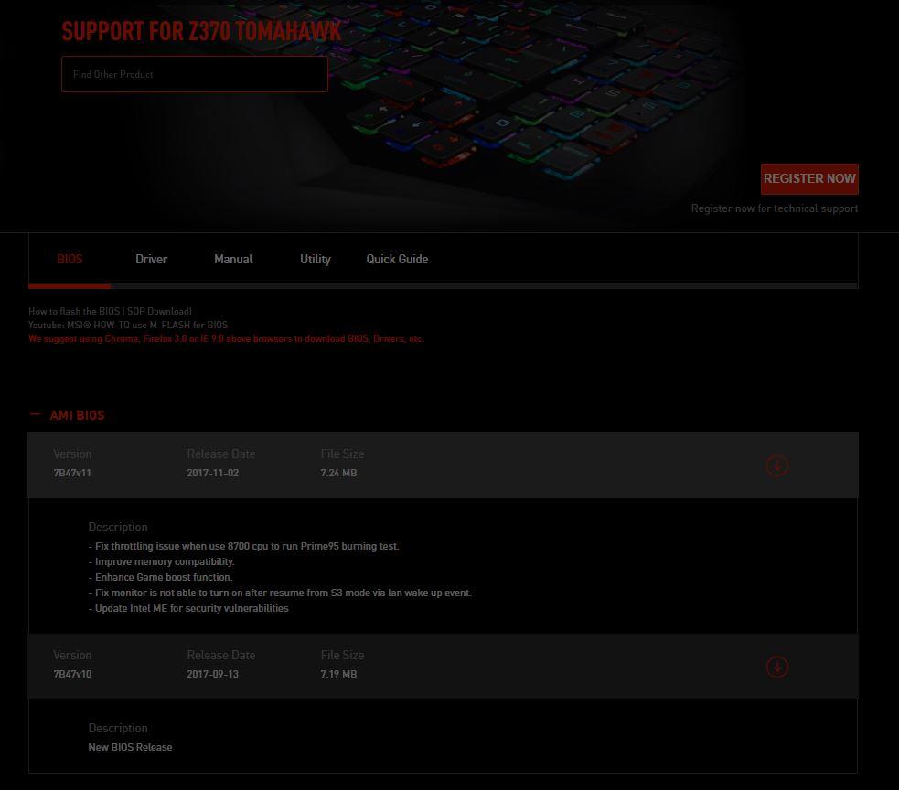 Klicken Sie auf die Grafik für eine größere Ansicht  Name:Z370 bios.JPG Hits:617 Größe:56,5 KB ID:984547
