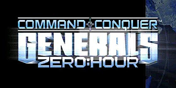and zero hour command generals conquer