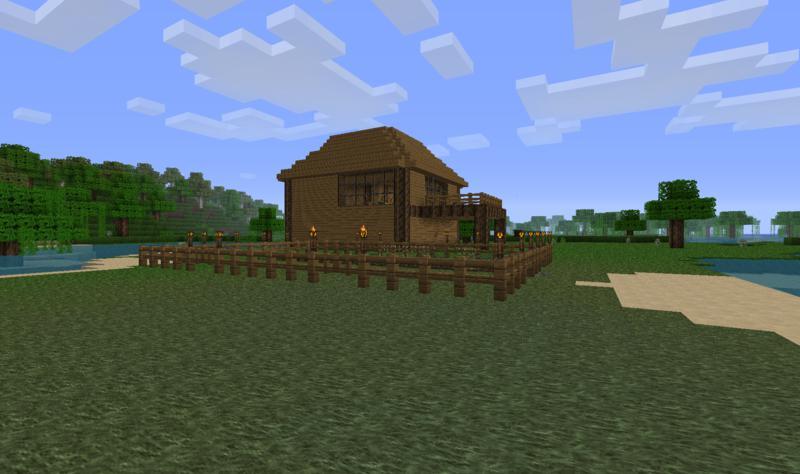 kiste in minecraft bauen