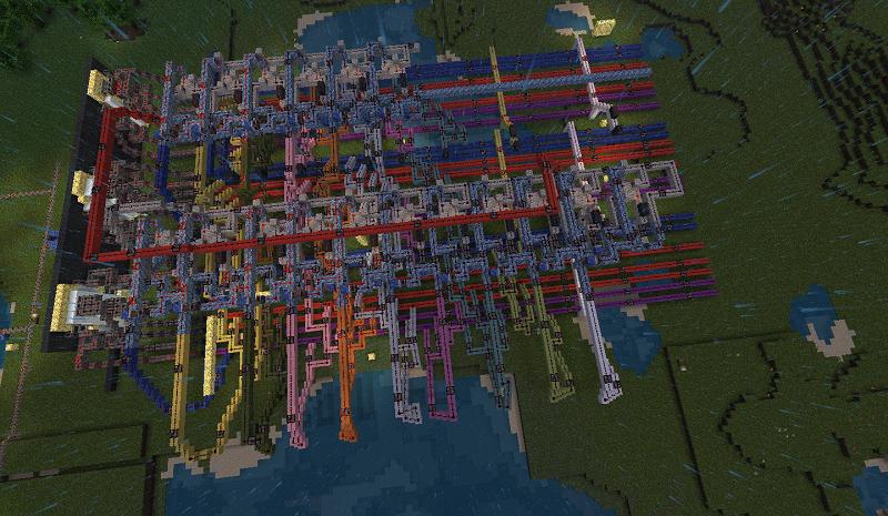 Minecraft[Sammelthread] Redstone und Schaltungen