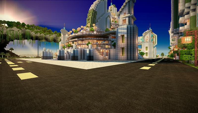Minecraft-Bilder Threa...