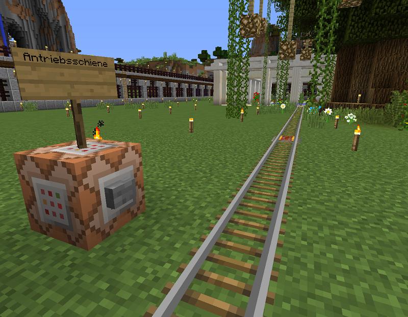 Sammelthread Befehlsblöcke Command BlocksMC - Hauser in minecraft einfugen