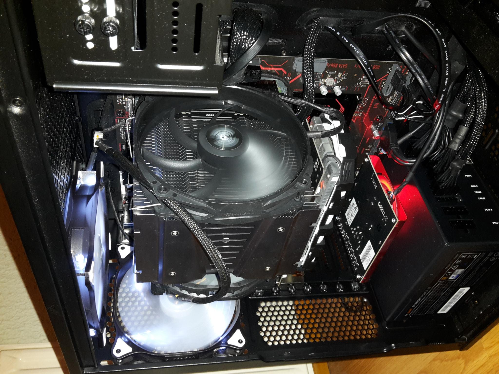 mein Ryzen 2018 PC