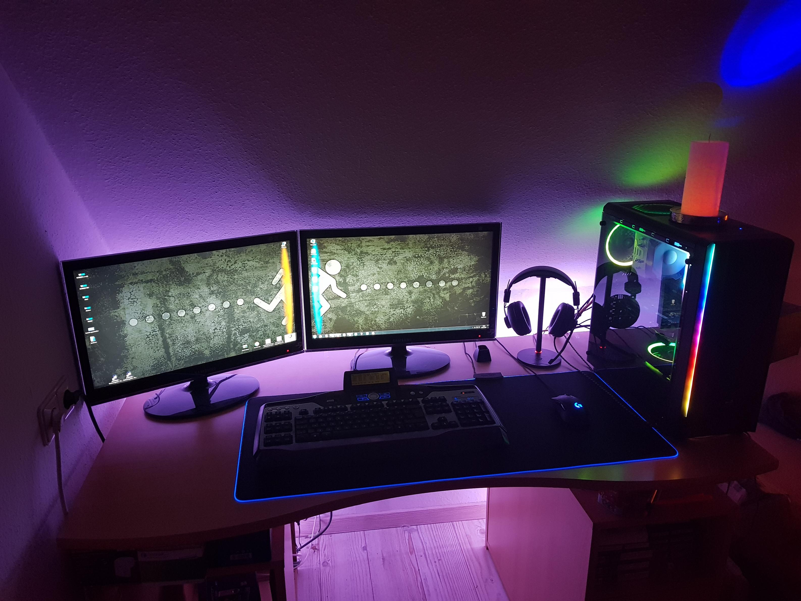My Desk 2019