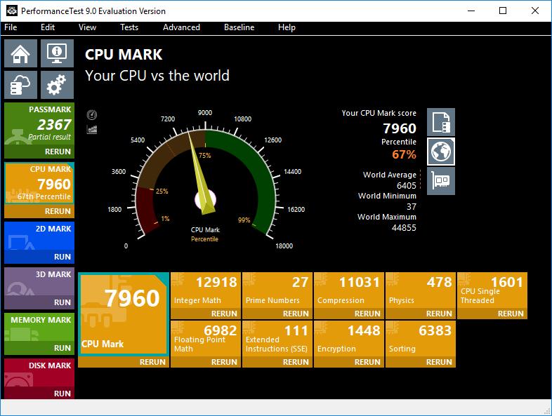 AMD FX 6100 @4.50GHz P