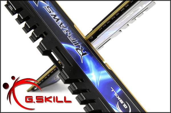 [Review] G.Skill RipjawsX DDR3-2133 CL7 Kit
