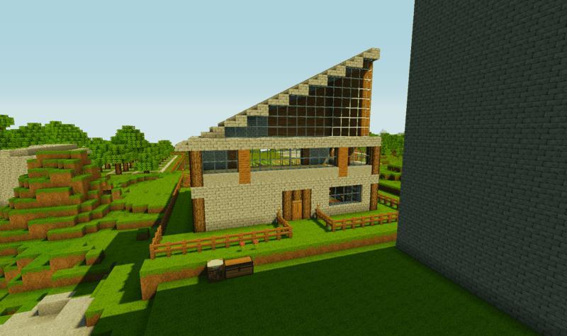 MinecraftBilder Thread - Minecraft haus unter wasser bauen