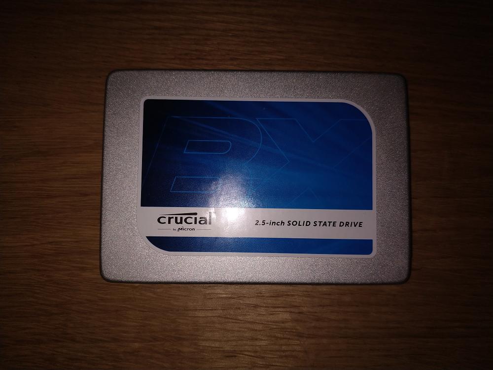 Crucial BX 100 250GB 1