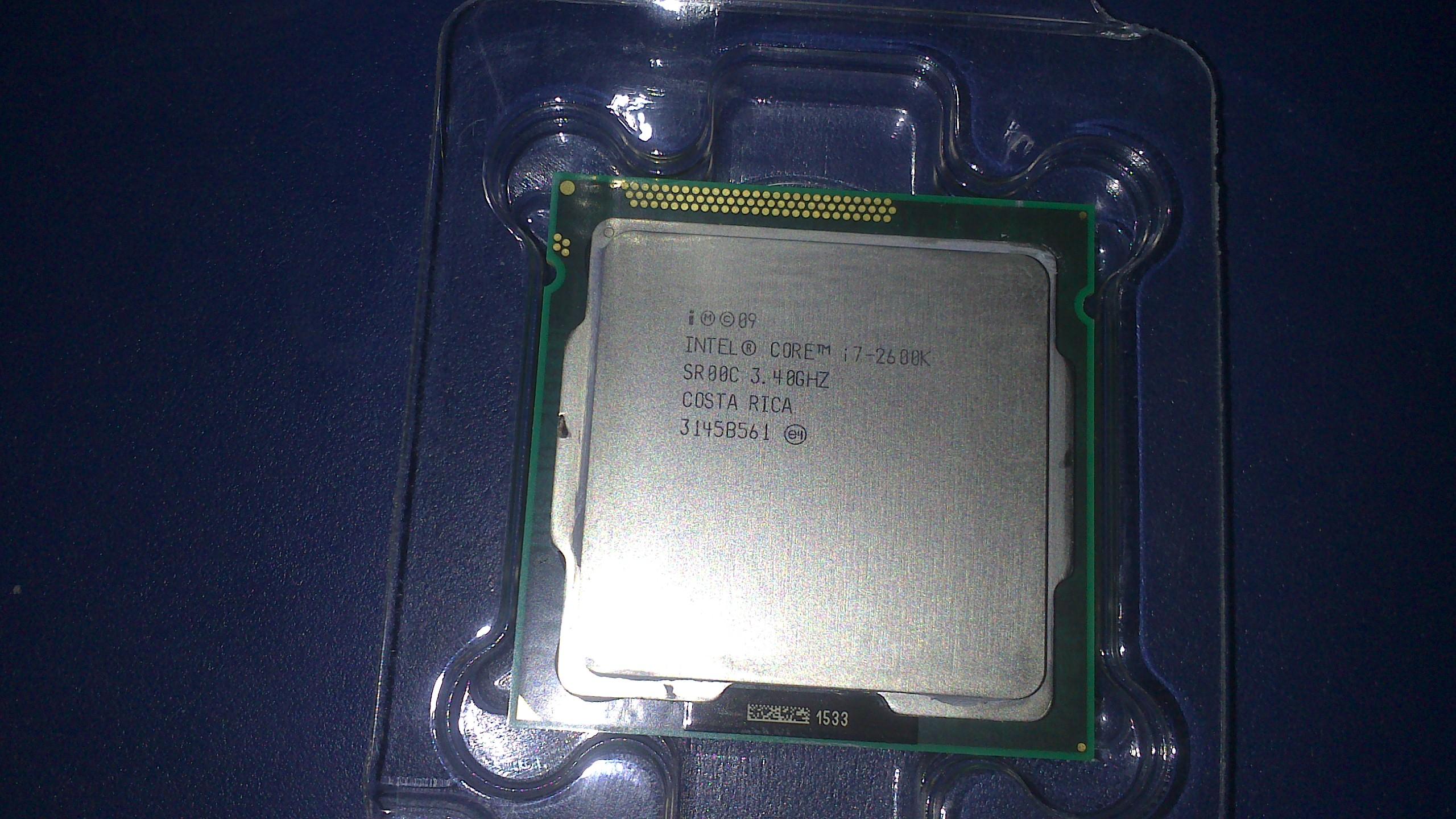i7 2600k