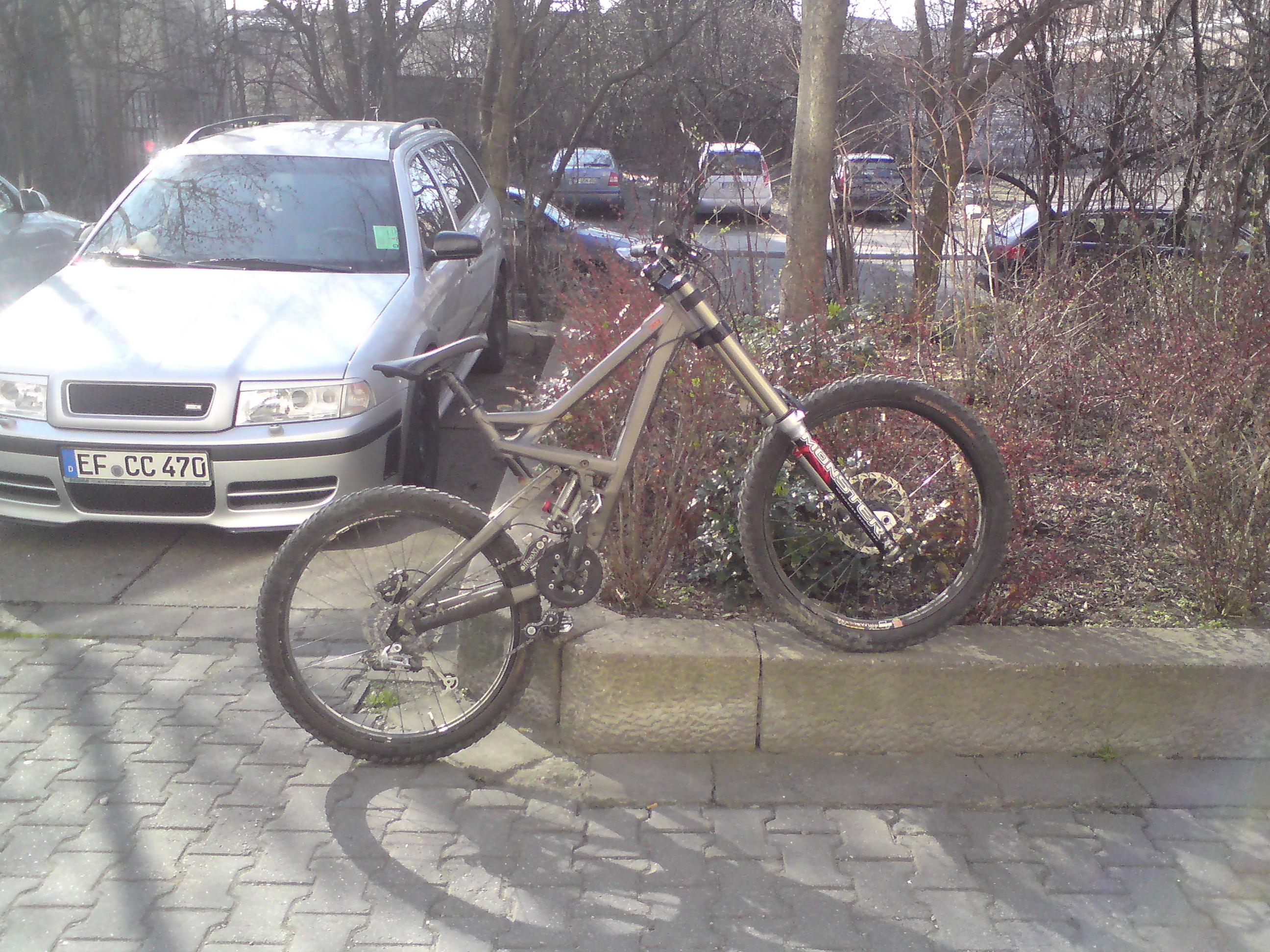 Meine Bikes