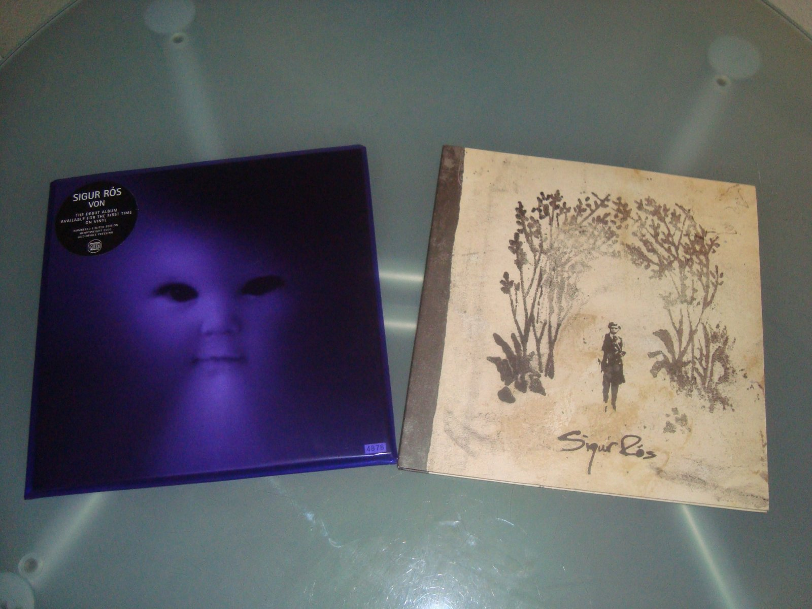 Sigur Rós Vinyl
