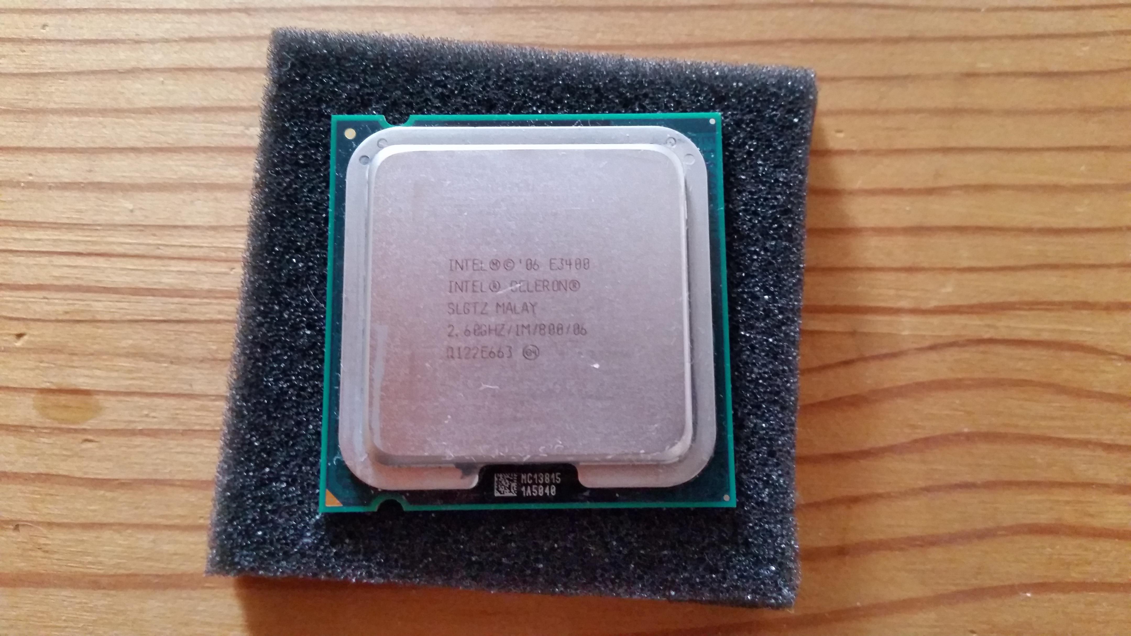 Intel Celeron Dual Core (Wolfdale) Sockel 775