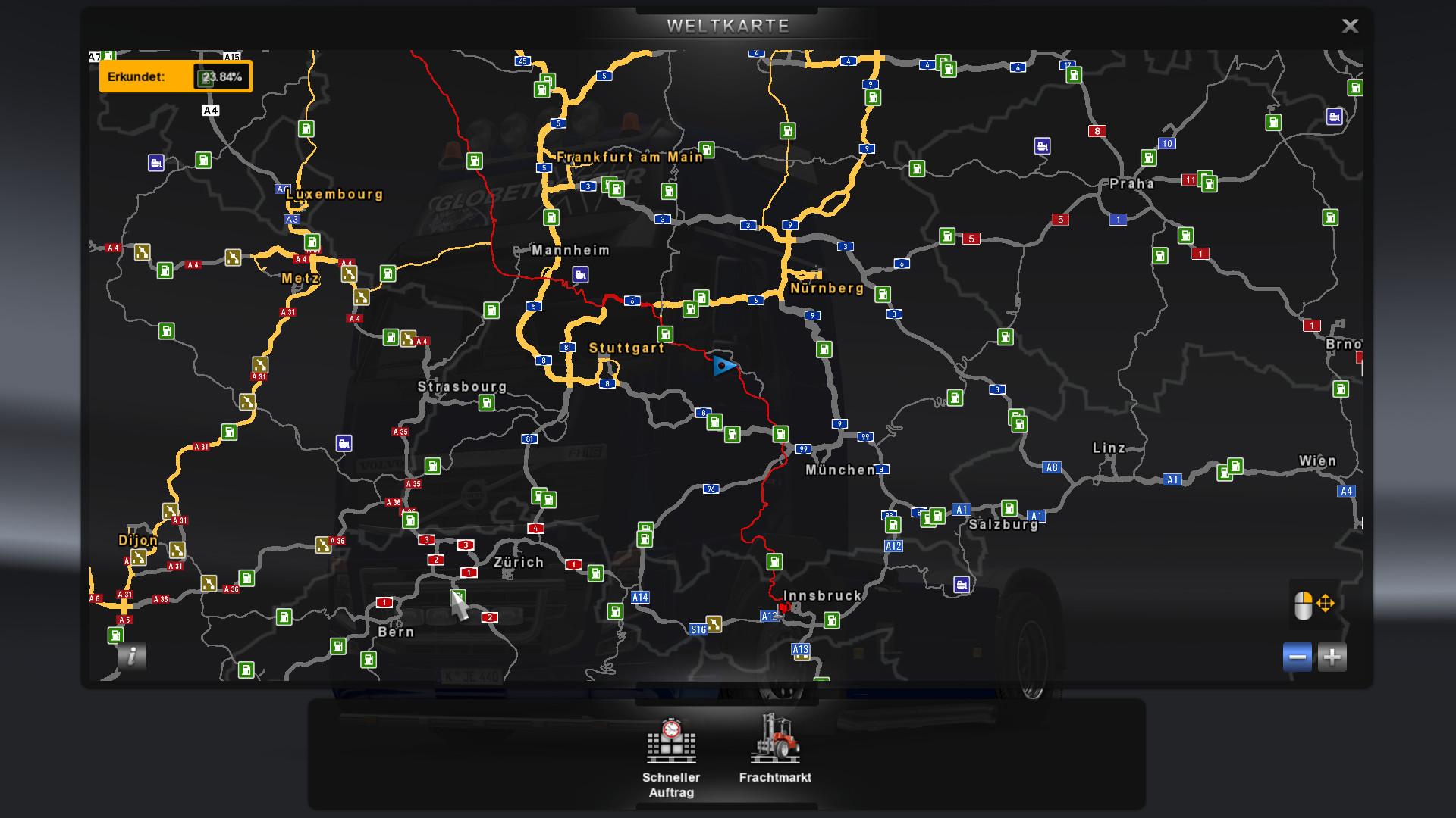 Railway Crossings Again SCS Software - Portugal map euro truck simulator 2